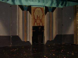 חדר קללת הפרעונים חדר בריחה