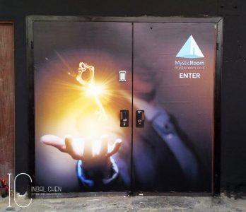 דלת כניסה מיסטקרום